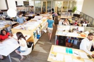 Prevención de riesgos laborales del personal de oficinas