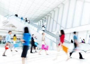 Prevención de riesgos laborales en centros comerciales