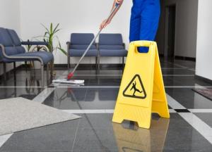 Prevención de riesgos laborales en el sector limpieza